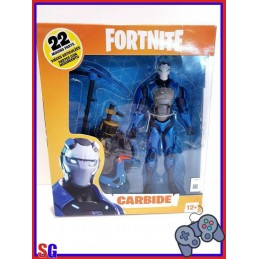 FORTNITE CARBIDE ACTION...