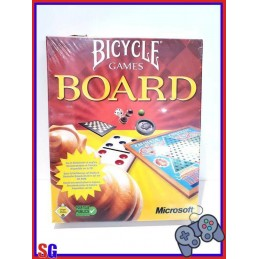 BICYCLE GAMES BOARD...