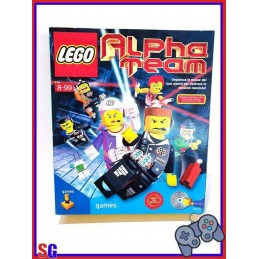 LEGO ALPHA TEAM EDIZIONE...