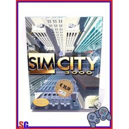 SIM CITY 3000 EDIZIONE...