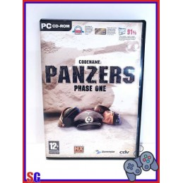 CODENAME PANZERS PHASE ONE...