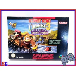 DONKEY KONG COUNTRY 3 SUPER...