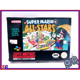 SUPER MARIO ALL STARS GIOCO...